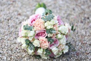 bruidsboeket, trouwbloemen