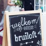 Trouwdecoratie, decoratie bruiloft